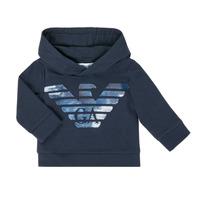material Boy sweaters Emporio Armani 6HHMA9-4JCNZ-0922 Marine