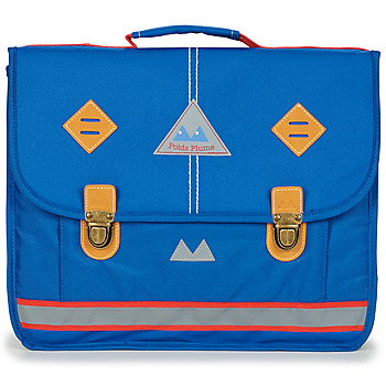 Bags Boy Satchels Poids Plume VISIBILITY CARTABLE 38 CM Blue