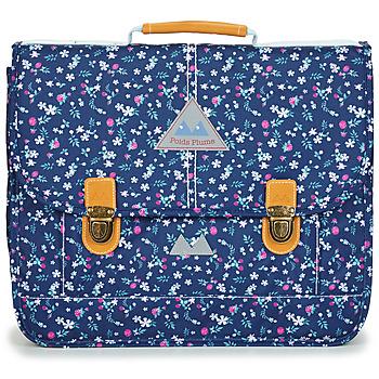 Bags Girl Satchels Poids Plume FLEURY CARTABLE 38 CM Blue
