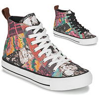 Shoes Women High top trainers Desigual BETA_HERITAGE Multicoloured