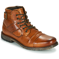 Shoes Men Mid boots Bugatti 311A053211006300 Brown