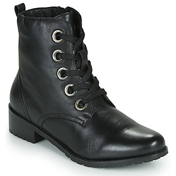 Shoes Women Mid boots Ravel MARTI Black