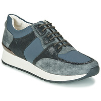 Shoes Women Low top trainers Karston SINIX Grey
