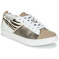 Shoes Women Low top trainers Karston TANIA White / Beige