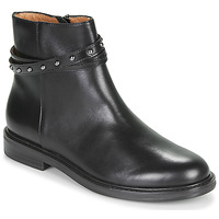 Shoes Women Mid boots Karston OVMI Black