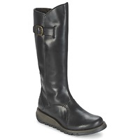 Shoes Women Boots Fly London MOL 2 Black