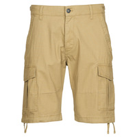 material Men Shorts / Bermudas Jack & Jones JJIALFA Camel