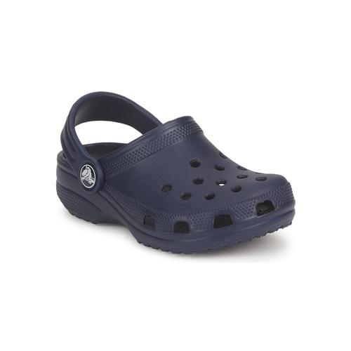 Shoes Boy Clogs Crocs CLASSIC KIDS Marine