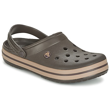 Shoes Clogs Crocs CROCBAND Brown / KAKI