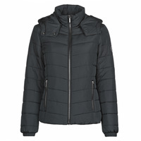material Women Duffel coats Armani Exchange 8NYB12 Black