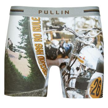 Underwear Men Boxer shorts Pullin FASHION LYCRA Multicolour