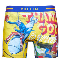 Underwear Men Boxer shorts Pullin FASHION LYCRA Multicolour