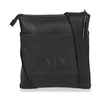 Bags Men Pouches / Clutches Armani Exchange  Black