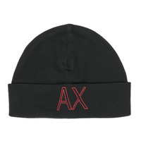 Clothes accessories Men hats Armani Exchange 6HZ41H-ZMN4Z-1200 Black