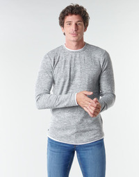 material Men Long sleeved shirts Deeluxe MOHANSON Grey