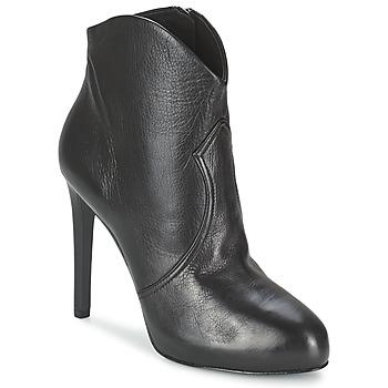 Shoes Women Low boots Ash BLOG Black