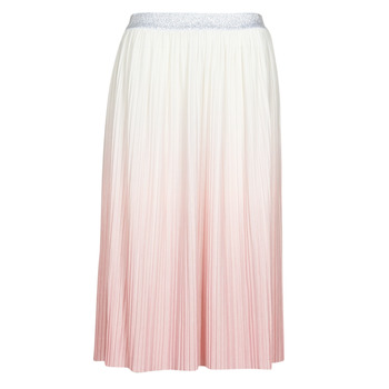 material Women Skirts Only ONLDIPPY White