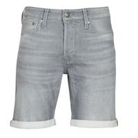 material Men Shorts / Bermudas Jack & Jones JJIRICK Grey
