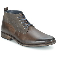 Shoes Men Mid boots Casual Attitude RAGILO TAUPE