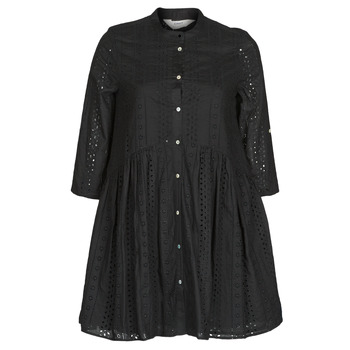 material Women Short Dresses Only ONLCHICAGO Black