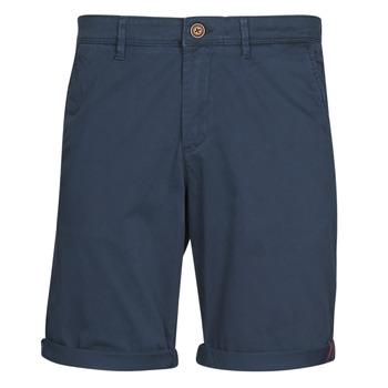 material Men Shorts / Bermudas Jack & Jones JJIBOWIE Marine