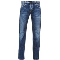 material Men slim jeans Pepe jeans SPIKE Z23 / Blue / Clear