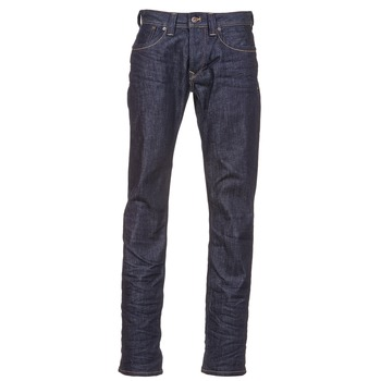 material Men straight jeans Pepe jeans CASH H05 / Blue / Raw