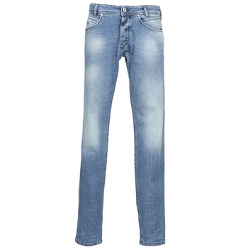 material Men straight jeans Diesel IAKOP Blue / Clear