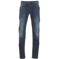 material Men straight jeans Diesel BELHER Blue / Dark