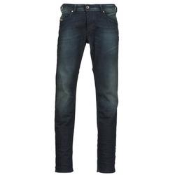 material Men straight jeans Diesel BELHER Blue / Dark