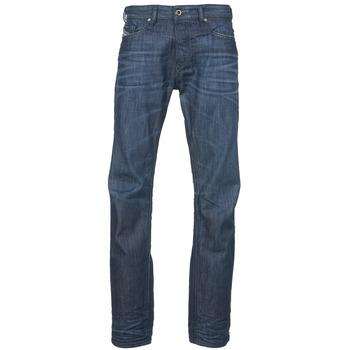 material Men straight jeans Diesel BUSTER Blue / Dark