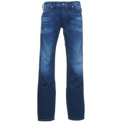 material Men straight jeans Diesel SAFADO Blue / Dark