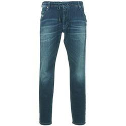 material Men straight jeans Diesel KROOLEY Blue / Dark