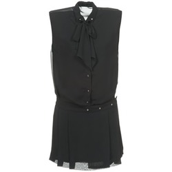 material Women Short Dresses Diesel D-NEDORA-A Black