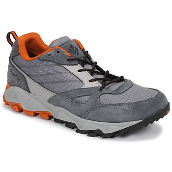 Shoes Men Multisport shoes Columbia IVO TRAIL WATERPROOF Grey
