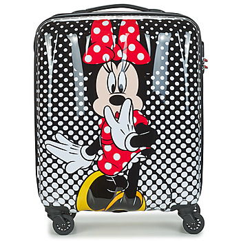 Bags Hard Suitcases American Tourister DISNEY LEGEND DOTS SPINNER 55 CM Multicolour