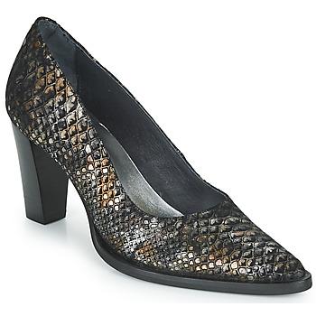 Shoes Women Court shoes Myma KOLA Black / Gold