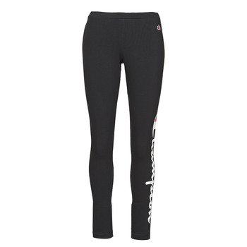 material Women leggings Champion COTTON LYCRA Black