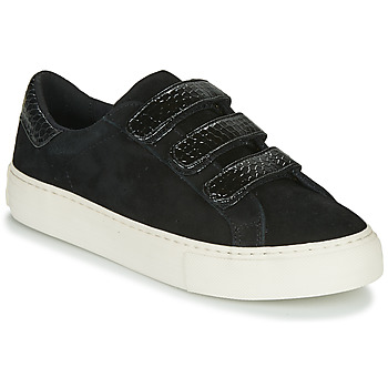 Shoes Women Low top trainers No Name ARCADE STRAPS Black