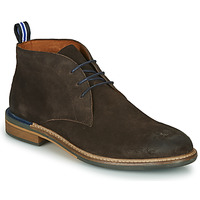 Shoes Men Mid boots Schmoove PILOT DESERT Brown