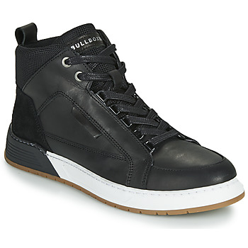 Shoes Boy High top trainers Bullboxer AOF500E6L-BLCK Black
