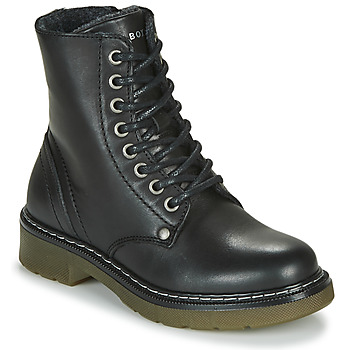 Shoes Girl Mid boots Bullboxer AOL501E6LGBLBL Black