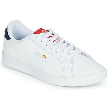 Shoes Women Low top trainers Ellesse CAMPO White