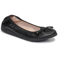 Shoes Women Ballerinas Les Petites Bombes TINA Black