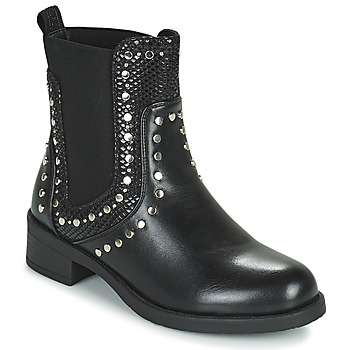 Shoes Women Mid boots Les Petites Bombes ALONA Black