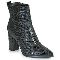 Shoes Women Ankle boots Les Petites Bombes YGRITTE Black
