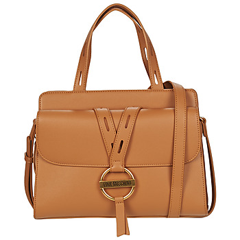 Bags Women Handbags Love Moschino JC4080PP1B Camel