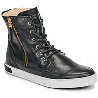Shoes Women High top trainers Blackstone CW96 Black