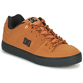 Shoes Men Low top trainers DC Shoes PURE WNT Brown