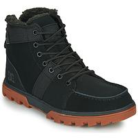 Shoes Men Mid boots DC Shoes WOODLAND Black